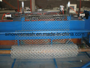 Construction Site Hot DIP Galvanized Chain Link Mesh Temporary Fence pictures & photos