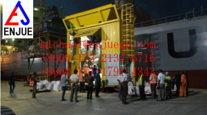 Automatic Bagging Hopper Mobile Weighting Bagging Machine pictures & photos