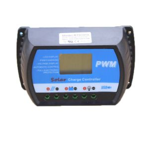 40A 12V/24V LCD Display with USB Solar Charge Controller for Solar Panel Battery Rtd-40A pictures & photos
