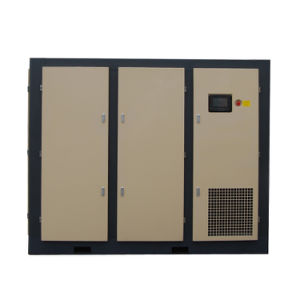 Direct Drive Screw Air Compressor 110kw/150HP pictures & photos