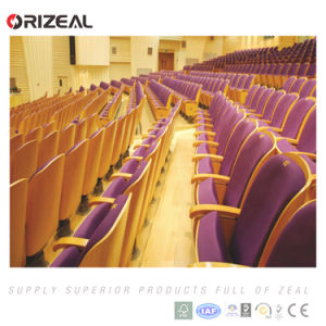 Orizeal Cinema Seat with Cup Holder (OZ-AD-276) pictures & photos