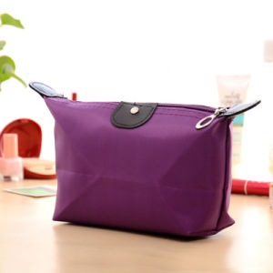 Korean Large Capacity Dumplings Cosmetic Pouch Waterproof Cosmetic Wash Bag pictures & photos