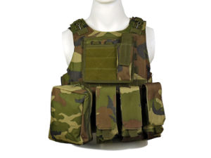USMC Molle Combat Assault Plate Carrier Tactical Vest pictures & photos