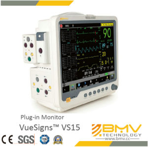 Vuesigns Vs17 17-Inch Plug-in Patient Monitor pictures & photos