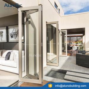 Aluminum Patio Folding Glass Door Folding Closet Door Folding Door pictures & photos