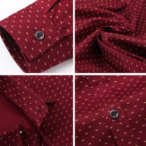 High Quality 100% Cotton Fashion Design Shirt for Men pictures & photos
