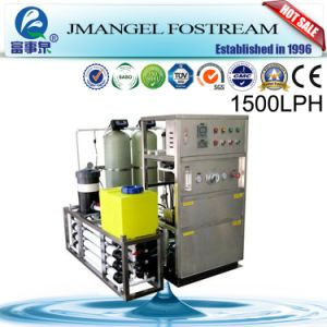 Guangdong Factory 150lph-4000lph RO Water System Seawater Desalination Device pictures & photos