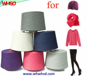 Blended Cashmere Nylon Wool Yarn for Knitting and Weaving pictures & photos