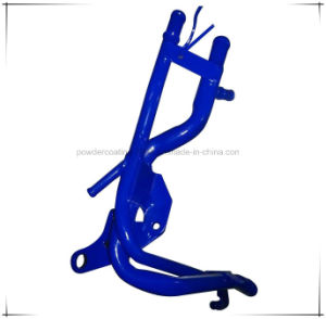 Blue Powder Paint for Spare Parts Coating pictures & photos