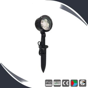 5X3w Round Outdoor Electric LED Garden Lawn Lighting pictures & photos