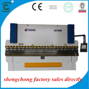 High Quality Sheet Stainless Steel 3000mm Width Double Servo Hydraulic CNC Press Brake with Tp10 Controller, Ce and ISO Certification pictures & photos