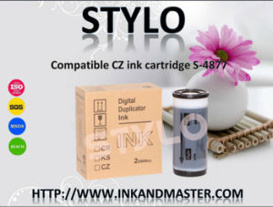 CZ Ink for Duplicator pictures & photos