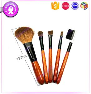 5PCS Professional Custom Logo Cosmetic Makeup Brushes Set pictures & photos