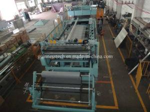 Automatic Car Roof Carpet Moulding Machine Production Line pictures & photos