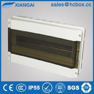 Waterproof Distribution Box Waterproof Enclsoure IP55 IP66 Enclosure Hc-HK 12ways pictures & photos