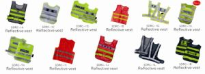 High Visibility Reflective for Worker Safety Vest pictures & photos