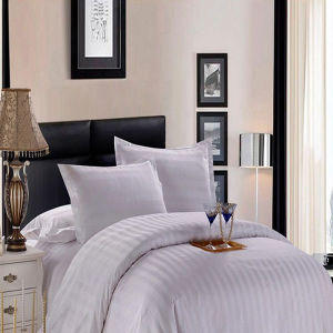 Hotel/Home Essence Apartment Haley White Comforter Set (DPF1045) pictures & photos