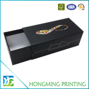Black High End Drawer Shoe Box pictures & photos