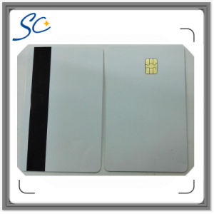 Contact IC Card with Magnetic Strip pictures & photos