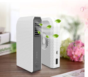 Portable Multifunction Power Bank USB Fan/No Leaf pictures & photos