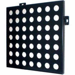 Perforated Pattern Aluminum Sheet for Wall Cladding and Decoration pictures & photos