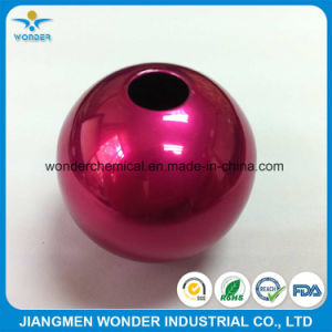 Metallic Pink Candy Color Chrome Mirror Effect Powder Coating pictures & photos