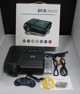 Yi-268b Cheapest Portable DVD Projector pictures & photos