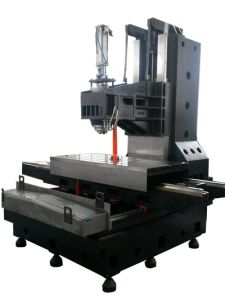 High Speed High Precision CNC Vertical Milling Machine (EV850L) pictures & photos