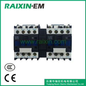 Raixin Cjx2-12n Mechanical Interlocking Reversing AC Contactor