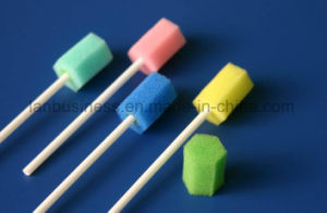 Dental Mouth Swab Oral Sponge Swab pictures & photos
