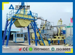 Mobile Asphalt Mixing Plant for Small Business