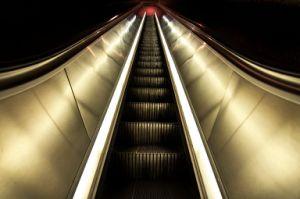 Indoor Escalator Outdoor Escalator Heavy Duty Safe Handrail Shopping Mall Vvvf pictures & photos