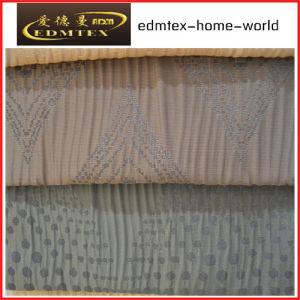 Polyester Jacquard Sofa Fabric EDM0025 pictures & photos