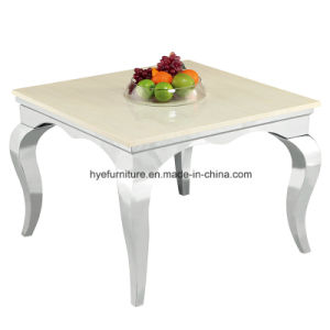 Living Room Marble Coffee Table/Side Table (MS123) pictures & photos