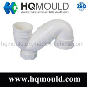 Customized Different Size of Plastic Sanitary Pipe Fitting/ Sewage Pipe Injection Mould pictures & photos