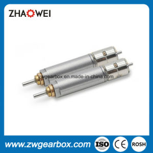 3volt 4mm 625: 1 Reduction Ratio Micro Metal Planetary Gearmotor pictures & photos