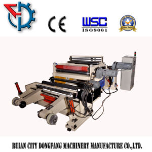 Vector Motor Drive Rewinder and Slitter Machine pictures & photos