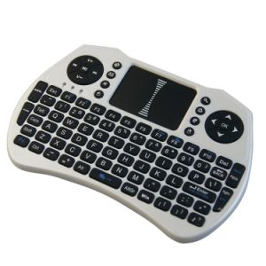New Design Wireless Air Mouse 2.4GHz Mini Keyboard with Touchpad