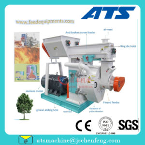 Ce Approved Large Capacity Biomass Pellet Mill with High Quality Ring Die pictures & photos