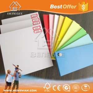 0.55 / 0.65 Density Waterproof Plastic PVC Sheet for Kitchen Cabinet pictures & photos