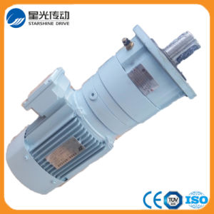 High Efficiency Inline Planetary Gear Reducer pictures & photos