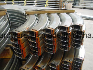 Vertical Track of Industrial Door/Garage Door/Sectional Door Track pictures & photos