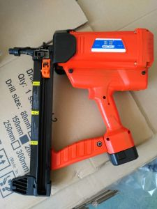 Gas Power Concrete Shooting Nail Gun Coil Gun Gas Coil Naile, Shoot Concrete Directly, New Product in 2016 pictures & photos