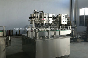 Hot Selling Carbonate Water Can Filling Machine pictures & photos