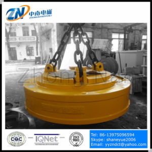 Dia-1800mm Circular Lifting Electro Magnet Suiting for 16t Crane MW5-180L/1 pictures & photos