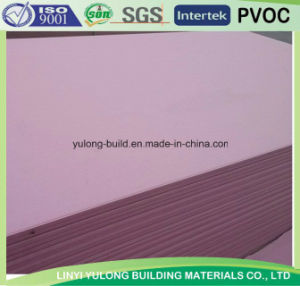 Fireproof Gypsum Board for Ceiling and Partition pictures & photos