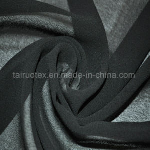 100% Polyester Chiffon Fabric for Lady Garment Fabric pictures & photos