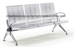 Hot Sale Coated Steel Waiting Bench pictures & photos