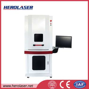No Pollution 10W USA Laser Source Glass Engraving Cutting UV Laser Marking Machine pictures & photos