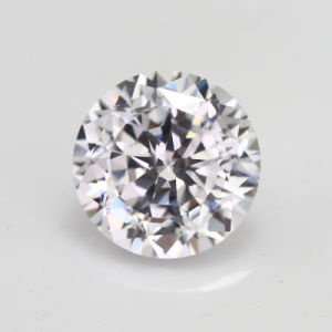 Synthetic Special Round Cut White Cubic Zirconia pictures & photos